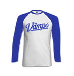 The Vamps Women's Raglan/Baseball Tee: Ball