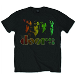 The Doors Men's Tee: Spectrum