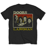 The Doors Men's Tee: LA Woman