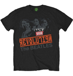 The Beatles Men's Tee: Revolution - Back in the USSR