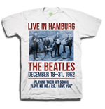 "The Beatles Men's Boxed Tee: ""1962"" Live in Hamburg"