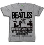 The Beatles Tee: Prince of Wales Theatre