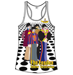 The Beatles Women's Vest Tee: Sea of Holes