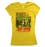 The Beatles Women's Tee: Star Club, Hamburg