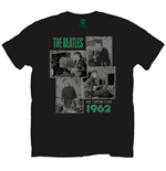 The Beatles Men's Tee: Cavern Shots 1962.