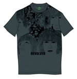 The Beatles Men's Tee: Revolver