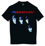 The Beatles Men's Tee: Meet the Beatles