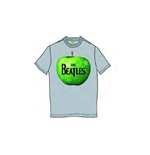 The Beatles Men's Tee: Apple