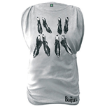 The Beatles Women's Oil Washed Tee: Boots