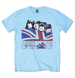 The Beatles Men's Tee: Shea Stadium