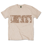 The Beatles Men's Tee: White Album Faces