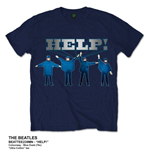 The Beatles Men's Tee: Help!