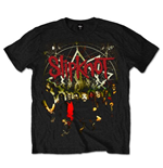 Slipknot Men's Tee: Waves