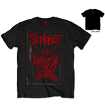 Slipknot Men's Tee: Dead Effect