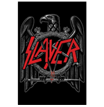 Slayer Large Textile Poster: Black Eagle