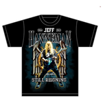 Slayer Men's Tee: Jeff Hanneman - Still Reigning