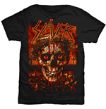 Slayer Men's Tee: Crowned Skull