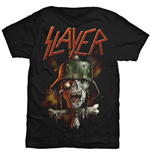 Slayer Men's Tee: Soldier Cross 'V.2'