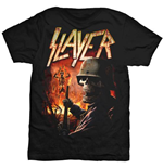 Slayer Men's Tee: Torch