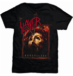 Slayer Men's Tee: Repentless Rectangle