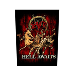 Slayer Back Patch: Hell Awaits