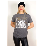 Run DMC Men's Foiled Tee: Logo