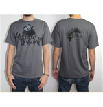 Queens of the Stone Age Men's Back Print Tee: Cover Spray