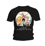 Queen Men's Tee: A Day At The Races