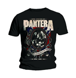 Pantera Men's Tee: Anniversary Shield