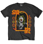 Ozzy Osbourne Men's Tee: Speak of the devil