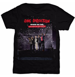 One Direction Women's Tee: San Siro Movie