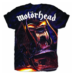 Motorhead Men's Sublimation Tee: Orgasmatron