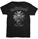 Motorhead Men's Tee: Bad Magic (Large)