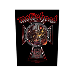 Motorhead Back Patch: Bomber