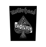 Motorhead Back Patch: Ace Of Spades