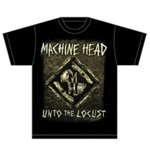 Machine Head Men's Tee: Locust Diamond Tonefield