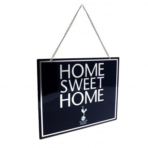 Tottenham Hotspur F.C. Home Sweet Home Sign