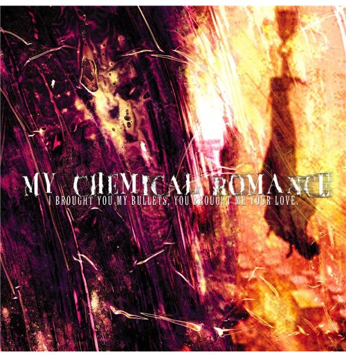 Buy Vynil My Chemical Romance - I Brought You My Bullets ...