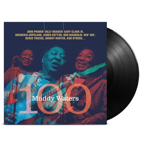 Vynil Muddy Waters 100