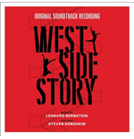 Vynil Leonard Bernstein - West Side Story   Ost
