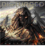 Vynil Disturbed - Immortalized (2 Lp)