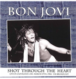 Vynil Bon Jovi - Shot Through The Heart Live In Cleveland  Oh  March 17th 1984   Fm Broadcast