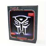 Transformers Lamp - Autobot Light