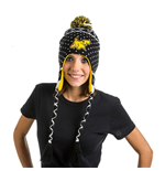 POKEMON Unisex Pikachu Laplander Earflap Beanie, One Size, Multi-Colour