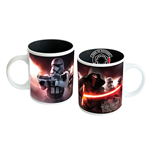 Star Wars Episode VII Ceramic Mug Kylo Ren & Stormtrooper