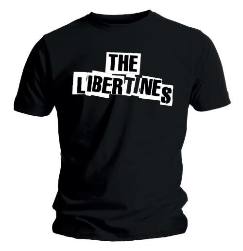 Libertines Men's Tee: Logo