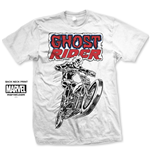 Marvel Comics Men's Tee: Ghost Rider