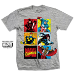 Marvel Comics Men's Tee: Marvel Montage