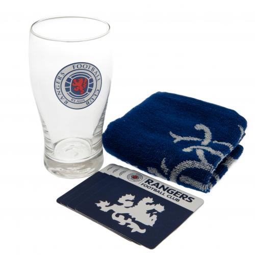 Rangers F.C. Mini Bar Set