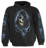 Ghost Reaper - Hoody Black